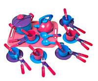 Детский набор посуды Kinder Way 04-424