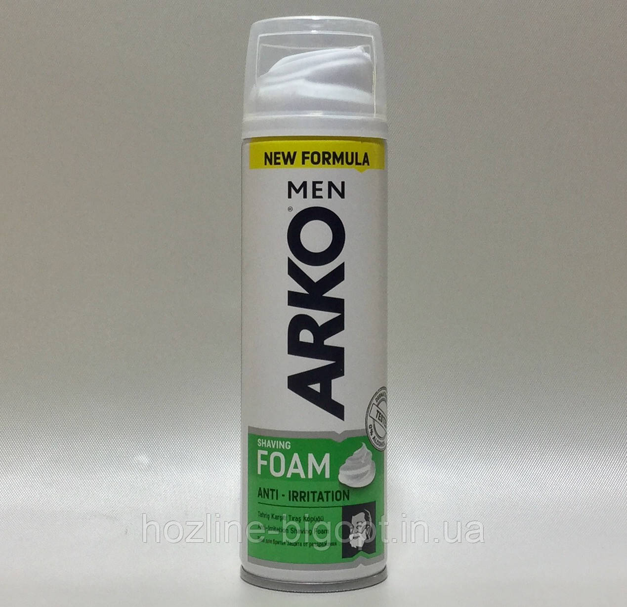 ARKO Пена для бритья Anti Irritation 200 мл