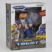 """Робот-трансформер 3 в 1 """"Тобот"""" Tobot Дельтатрон (Роботы X, D, Z)"""