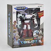 Кватран Тобот Робот-трансформер 4 в 1 «Мини-Тобот» Tobot 4057
