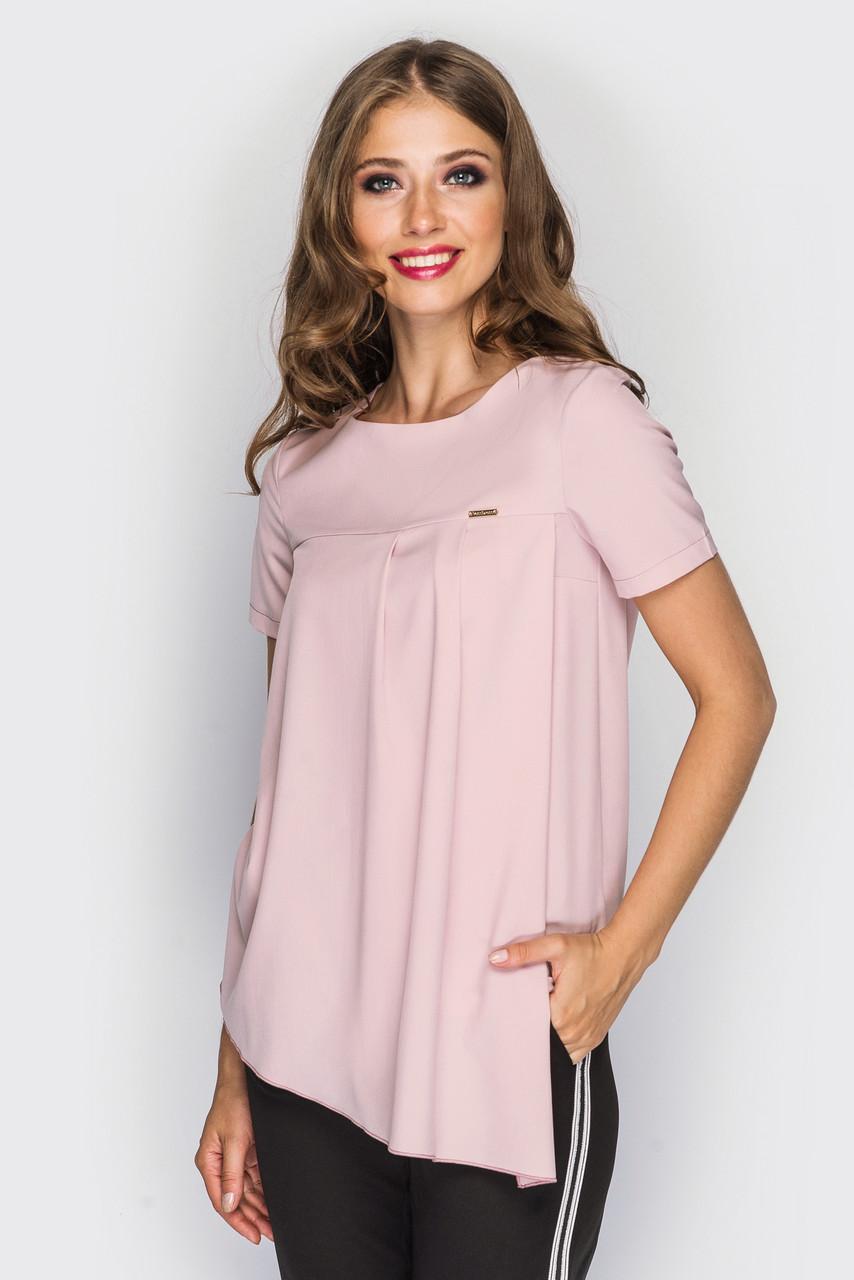 Асимметричная блуза «Тиффани»