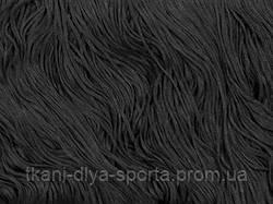 Бахрома стрейч Chrisanne черная 15 см (black)