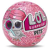 L.O.L. питомцы декодер 4 сезон шпионы / L.O.L. Surprise Pets Eye Spy Series 4 Season, фото 1