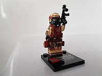 Лего военный спецназ assault military