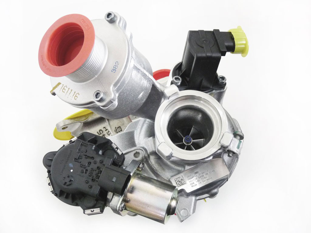 Турбина для SEAT 1.8TFSI - CNSA/ CNSB/ CXBB - 125 кВт/170 л.с.