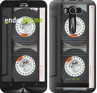 "Чехол на Asus ZenFone 2 Laser 2 ZE550KL Кассета ""876u-124"""