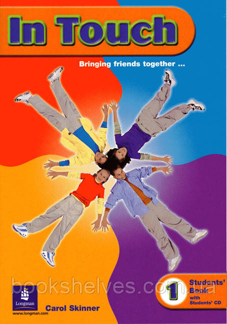 In Touch 1 Student's Book + Audio CD