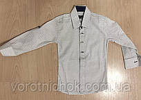 Детская рубашка для мальчиков 2- 7 лет