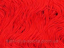 Бахрома стрейч Chrisanne ярко-алая 15 см (fluo red)