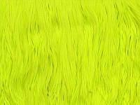 Бахрома стрейч Chrisanne ярко-лимонная fluo 15 см (lime sorbet)