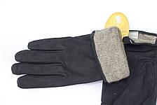 Женские замшевые перчатки  740s3, фото 3