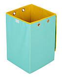 Ящик для игрушек хлопок Горошек Українська оселя 30*31*45 см, фото 8
