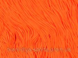 Бахрома стрейч Chrisanne ярко-оранжевая fluo 15 см (orange)