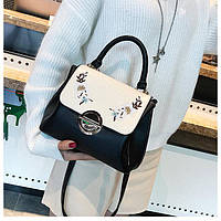 Женская сумочка, женский клатч с вышивкой/ вечерний клатч