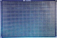 МАКЕТКА CRS-239 Плата макетная 120 x 180 мм Односторонняя