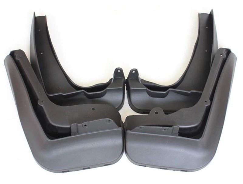Комплект 4 шт. брызговиков на BMW 3 F30 2012-