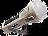 Ліхтарик USB/Solar ZM-6618