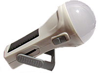 Ліхтарик USB/Solar ZM-6618, фото 1