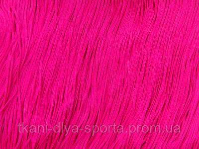 Бахрома стрейч Chrisanne яркая фуксия 15 см (electric pink)