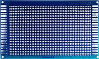МАКЕТКА CRS-236 Плата макетная 90 x 150 мм Двухсторонняя