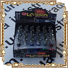 Лазер 3 в 1 + фонарик + сигнал SOS 24/12 шт./уп. КК1/13-1/8165/806-1/ ММ119 Цена за 1 шт.!!!