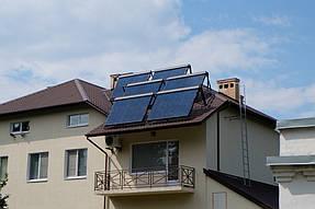 Солнечные коллекторы для ГВС, 6 шт 1