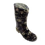 Сапоги мужские резиновые камуфляж, фото 3