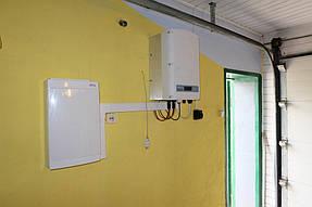 Сетевая солнечная станция 15 кВт г. Днепр 1