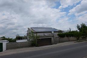 Сетевая солнечная станция 15 кВт г. Днепр 3
