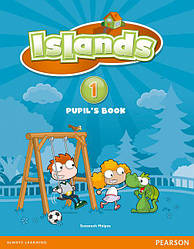 Islands 1 Student's Book+pincode