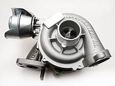 Турбина для Ford 1.6 TDCi  - DV6TED4 -80 кВт/ 109 л.с.