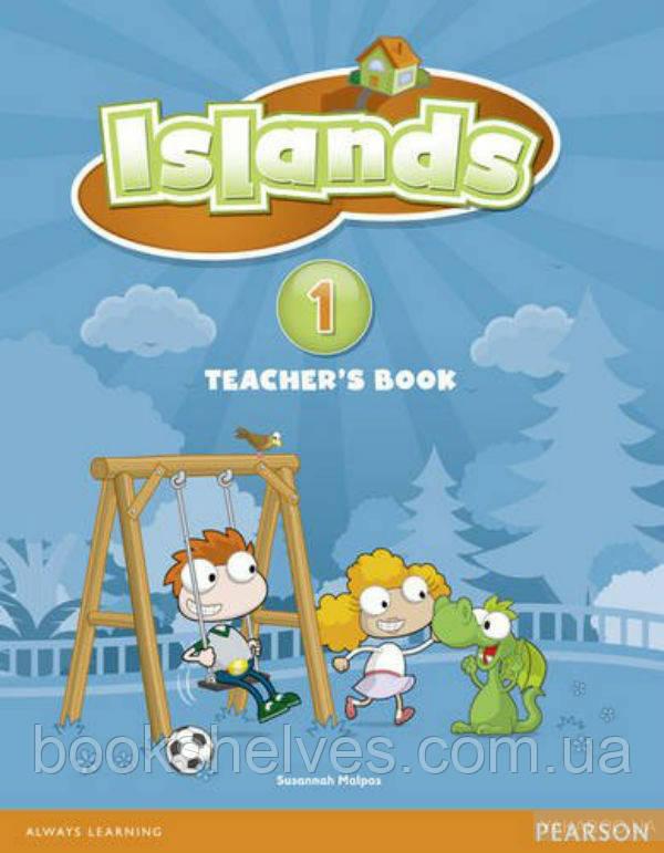 Islands 1 Teacher's Book+test