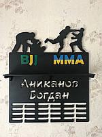 Медальница ММА , держатель для медалей