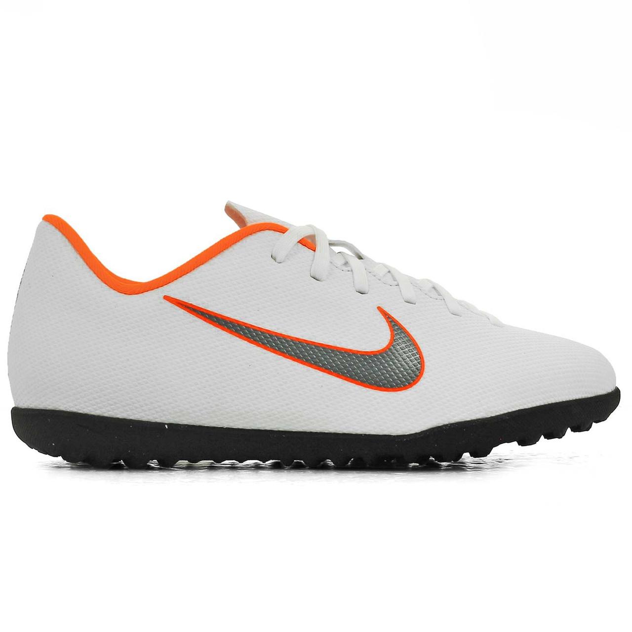 b3d7c4c9 Детские сороконожки Nike Jr. MercurialX Vapor XII Club TF (AH7355-107)