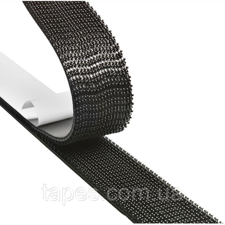 Клейкая застёжка 3m 3540 (Тип 250) с высокой прочностью, черный, ширина 25мм