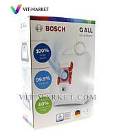 Оригинал. Комплект мешков Type G ALL  BBZ41FGALL для пылесоса Bosch, Siemens код 17000940, 468383, фото 1