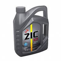 Моторное масло Zic X7 LPG 5w30 4л