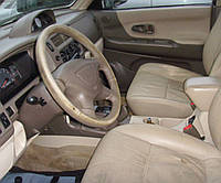 Сидения Mitsubishi Pajero, фото 1