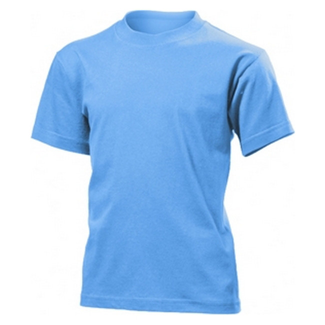 Футболка детская 'Stedman' 'Classic Junior' Light Blue