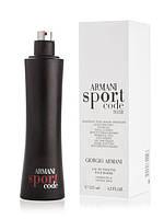 Armani Code Sport EDT 100 ml Tester