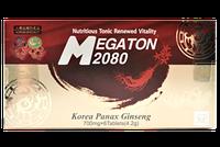 Megaton 2080 , Мегатон № 6 таб
