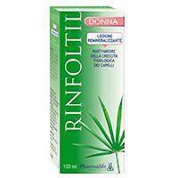 Rinfoltil — Усиленная Формула Ампулы от выпадения волос для женщин. Ринфолтил