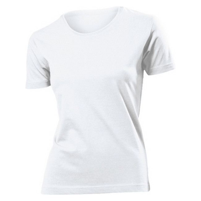Футболка 'Stedman' 'Classic Women' White