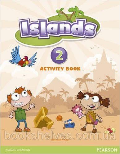 Islands 2 WorkBook+pincode