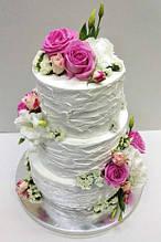 Свадебные торты и капкейки на заказ