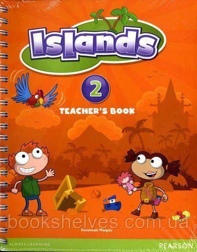 Islands 2 Teacher's Book+test