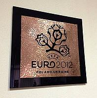 Диплом / сертифікат з металу к EURO 2012