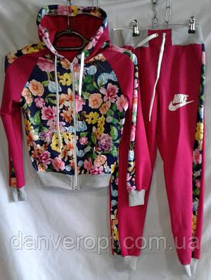 Спортивный костюм NIKE подростковый стильный на девочку размер 38-44 ... 0b2b0912323e7