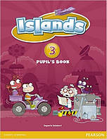 Islands 3 Student's Book+pincode