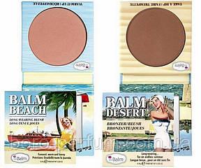 Румяна-бронзатор THE BALM Balm Beach  The Balm Balm Desert